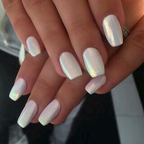 Stunning Glitter Nail Art Designs That You Will Love to Try; glitter coffin nails; glitter acrylic nails; Christmas nails;glitter nail art.