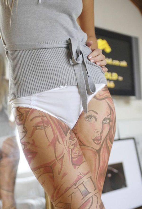 Women  Tattoo;Tattoo Ideas; For Girls Tattoos; Flowers Tattoos; Animal Tattoos; Rose Tattoos; Color Tattoos