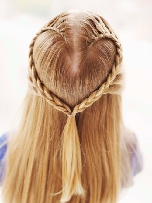 Braided Hairstyle;For Long Hair;Wedding;For Teens;Schools;In Holiday Party