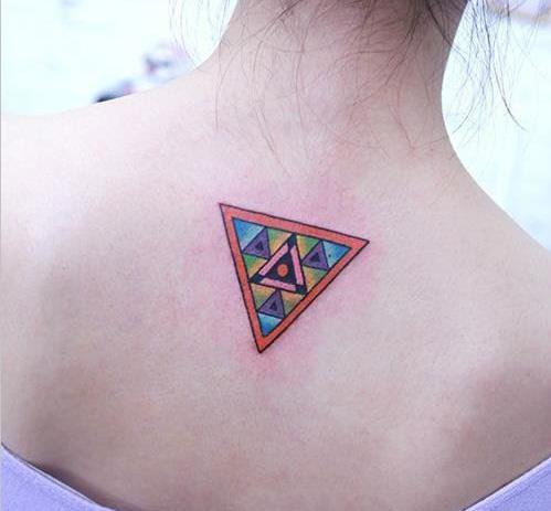 Back Tattoo; Small Tattoo; Tattoo For Woman; Meaningful Tattoo; Spine Tattoo; Female Tattoo